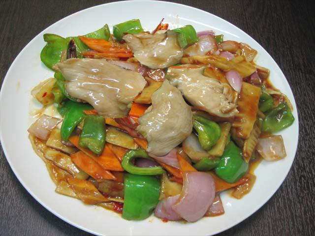 Κοτόπουλο Σετσουάν