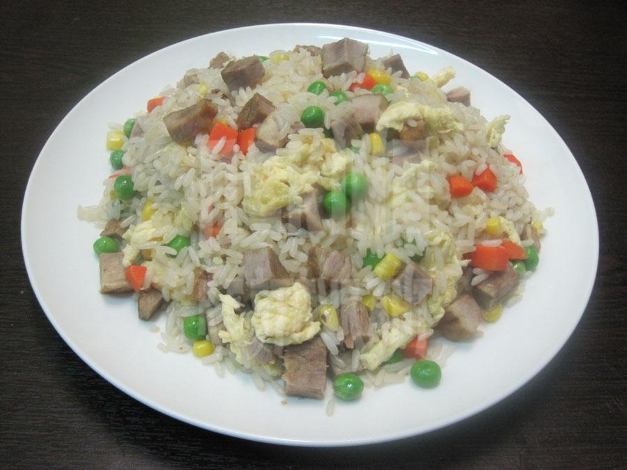 Τηγανητό ρύζι τσα σαο