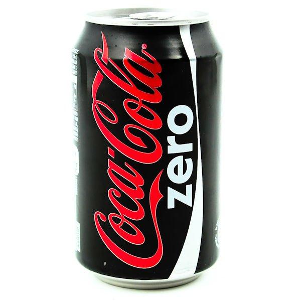 Coca Cola zero 330 ml (3)